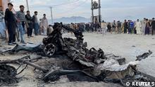 Kabil'de Mayıs ayında bombalı araçla saldırı düzenlenmişti
