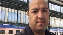 Titel: Sasan Niknafs Iran Der politische Gefangene Sasan Niknafs ist am 07.06.2021 in einem iranischen Gefängnis gestorben. Quelle: hra-news (Human Rights Activists News Agency)