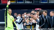Deutschland Lettland Manuel Neuer 100. Länderspiel