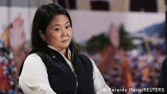 Peru Präsidentschaftswahlen Keiko Fujimori