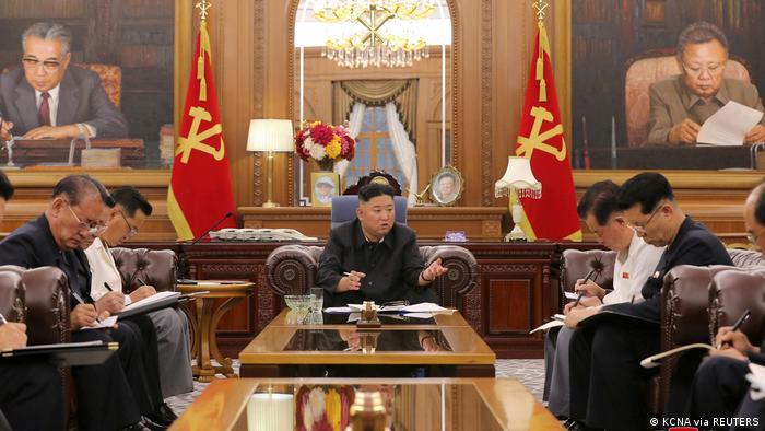 Weltspiegel 08.06.2021   Nordkorea Pjöngjang   Kim Yong-un