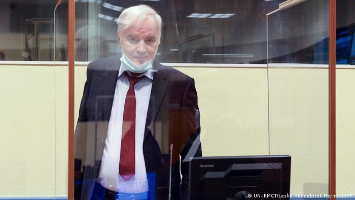 Weltspiegel 08.06.2021 | Niederlande Den Haag 2020 | Ratko Mladic, Prozess