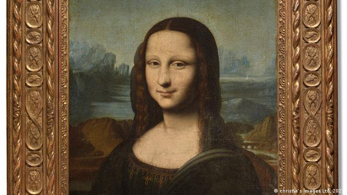 Christie's Auktion der Hekking Mona Lisa