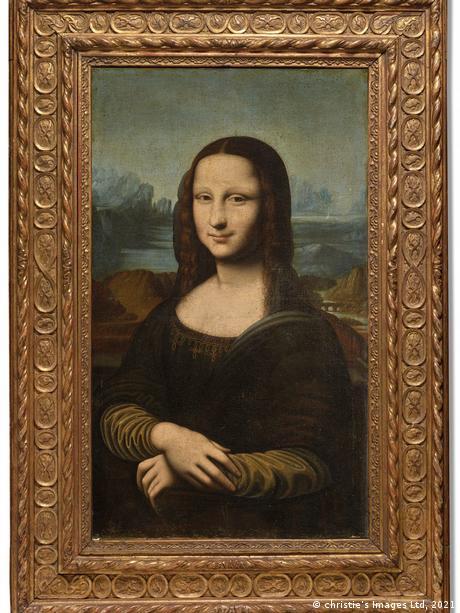 Hekkingova Mona Lisa