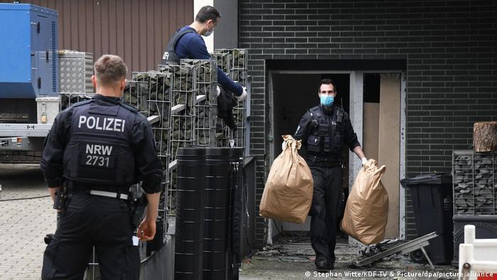 Operación en Alemania.