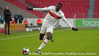 Silas, auteur de 11 buts en 25 matchs de Bundesliga cette saison