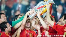 Fußball EM 2008 Finale GER-ESP 0-1