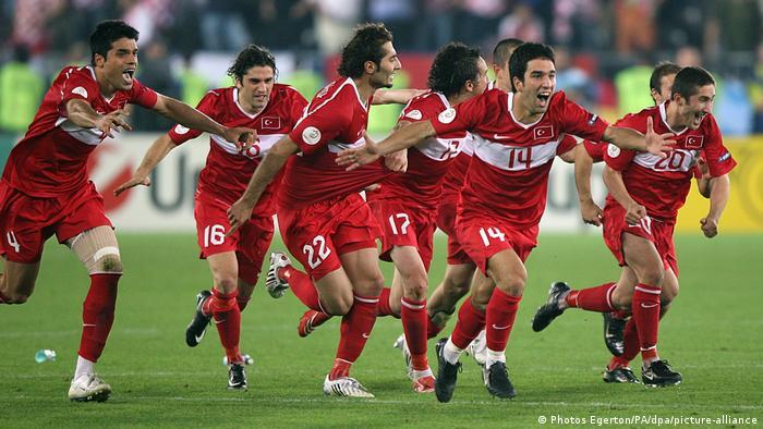 Fußball EM 2008 | Kroatien - Türkei 1:1 n.V./1:3 n.Elfm.