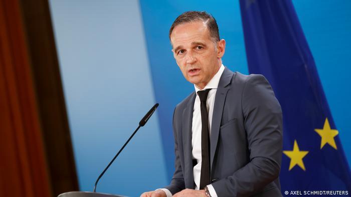 Szef niemieckiej dyplomacji Heiko Maas