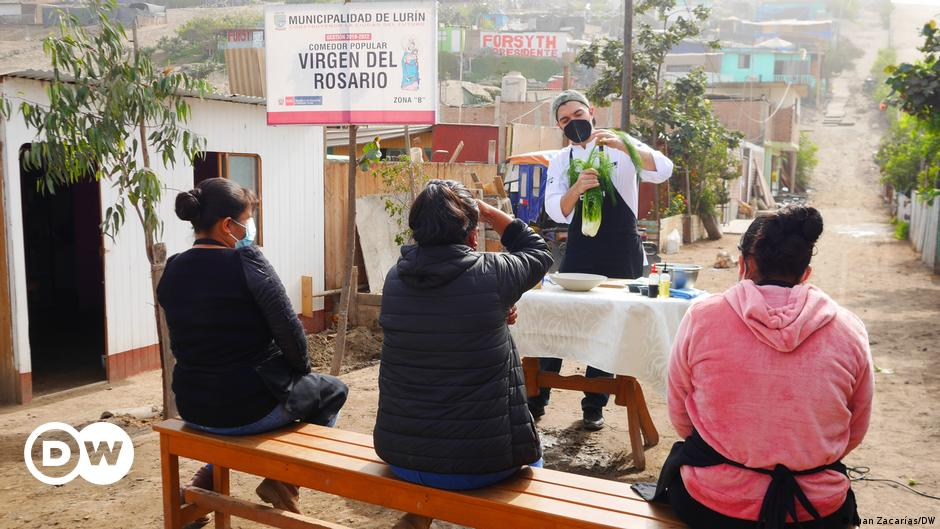 A greener way to cook and farm in Peru