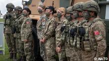 NATO-Manöver Steadfast Defender 21 in Rumänien