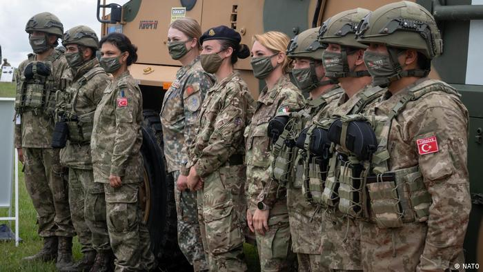 Exercițiul militar NATO Steadfast Defender 21 în România
