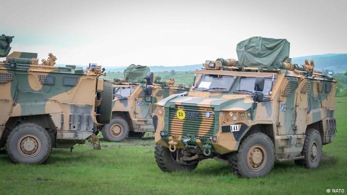 Exercițiu NATO în România