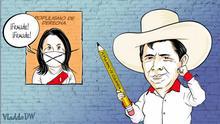 Vladdos Karikatur widmet sich den Wahlen in Perú.