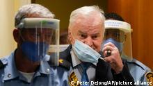 Den Haag | Internationaler Strafgerichtshof | Ratko Mladic