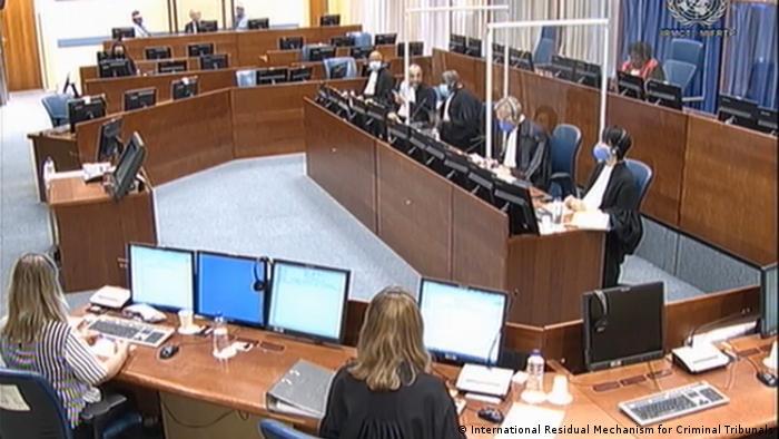 Urteilsverkündung gegen Ratko Mladic