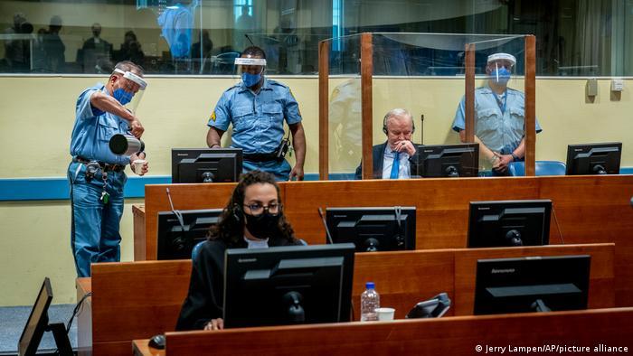 Den Haag | Internationaler Strafgerichtshof | Urteil Ratko Mladic bestätigt