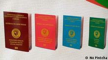 Titel: Sonderpässe sorgen für Kontroverse in Guinea-Bissau. Ort: Bissau/Guinea-Bissau Fotograf: Nô Pintcha Datum: 08.06.2021 Schlagworte: Guinea-Bissau, Pässe, Sonderpässe -- Nô Pintcha tritt die Rechte an die DW ab. via Madalena Sampaio