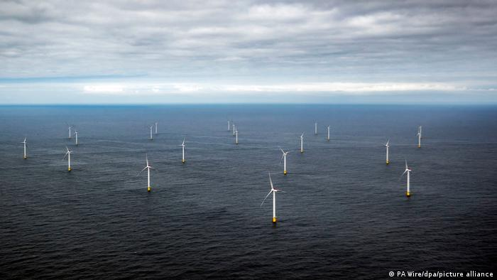 England Offshore-Windpark «Race Bank»