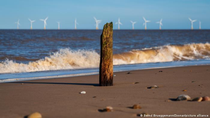 England Caister-on-Sea, Norfolk Windpark