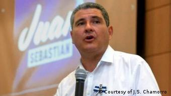 Nicaragua Juan Sebastián Chamorro Politiker