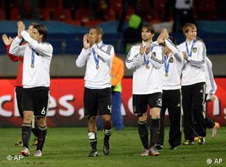 Немецкая сборная по футболу 2010