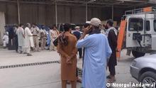Afghanistan Attacke auf Minenräumtrupp in Baghlan