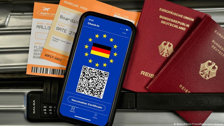 新冠證書將於7月1日在歐盟正式生效