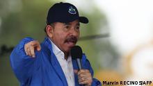 Nicaragua Managua | Präsident Daniel Ortega