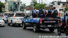 Nicaragua Managua | Polizei