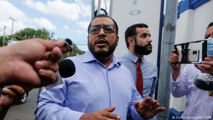 Félix Maradiaga, politólogo y candidato presidencial.