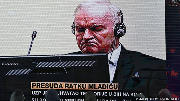 Weltspiegel 09.06.2021 | Bosnien und Herzegowina Potocari | Übertragung Ratko Mladic, Den Haag