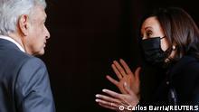 Weltspiegel 09.06.2021 | Mexiko | Andres Manuel Lopez Obrador, Präsident & Kamala Harris, USA