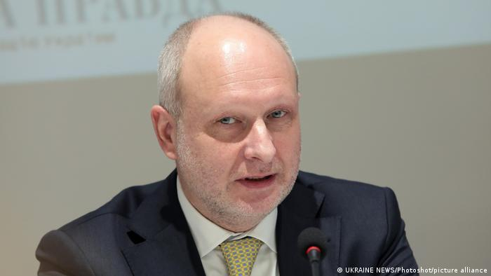 Голова представництва ЄС в Україні Матті Маасікас