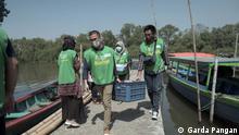 Indonesia remains one of the world's worst in managing food waste. Garda Pangan, a food bank community in Surabaya, East Java wants to change that. Credit: Garda Pangan