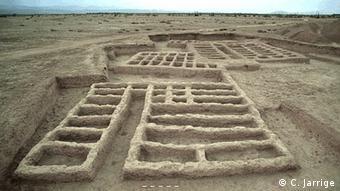 Pakistan I Fund eines Amulets in Balochistan