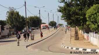 Angola Unterernährung in Cuchi