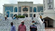 50 model mosques are set to be inaugurated simultaneously across Bangladesh on Thursday Copyright: Nazmul Huda