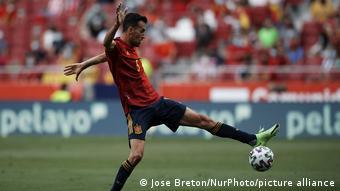 Fußball, Freundschaftsspiel I Spanien vs Portugal I Sergio Busquets
