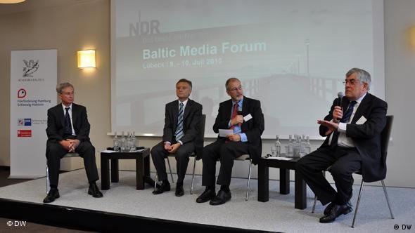 Baltic Media Forum Flash-Galerie