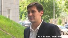 Interview I Dmitrij Gudkow