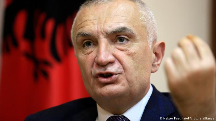 Albanien I Amtsenthebungsverfahren gegen Präsident Ilir Meta