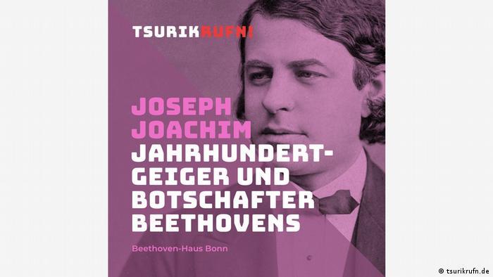 Joseph Joachim, photo of young man in a black tie