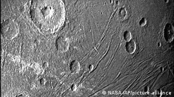 Jupiter-Mond Ganymed