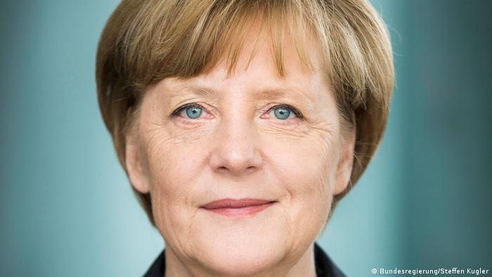 Angela Merkel - Federal Chancellor of Germany (2021)