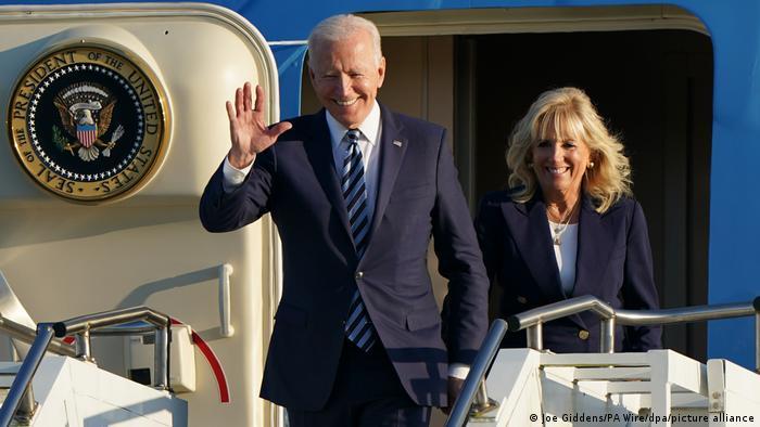 Joe Biden ve Jill Biden