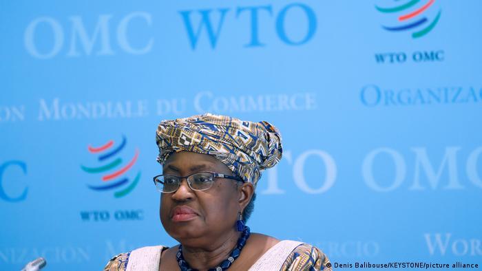 WTO-Chefin Ngozi Okonjo-Iweala (Archivbild)