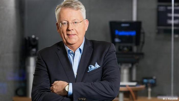 Peter Limbourg, directorul general al DW