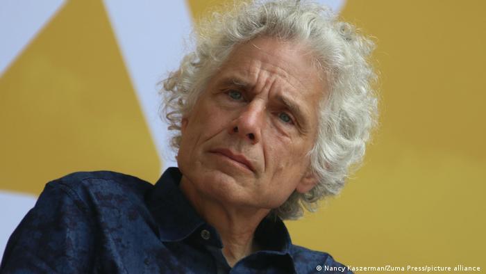 Steven Pinker - Cognitive psychologist, Harvard University, USA (2021)