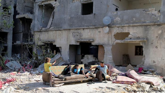 Palästina | Leben in den Trümmern von Gaza